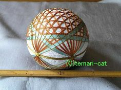 The Temari-ball diary of Temari-cat.: 8月 2008