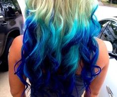 1000 images about ombre hair on pinterest blue ombre