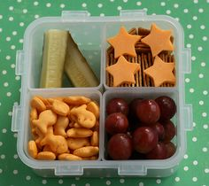I'm planning on kicking the kids lunch boxes up a notch this year. maybe these ideas will help me stay motivated beyond october.