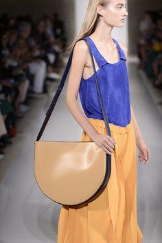 Les sacs du defile Victoria Beckham printemps-ete 2016