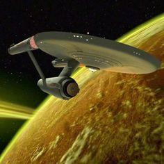 Star Trek cumple 50 años: Recuerda el primer viaje hacia las estrellas