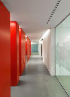Modourbano, Simone Bossi · COMPASS Headquarters · Divisare