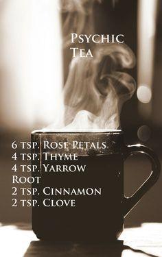 Psychic Tea...