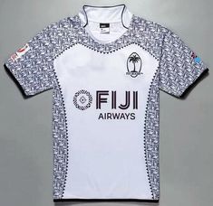 Fiji islands rugby jersey world cup 2019 Rugby Jerseys, Fiji Islands, World Cup, Mens Tops, How To Wear, Jackets, Shirts, Down Jackets, World Cup Fixtures