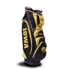Iowa Hawkeyes Victory Cart Golf Bag