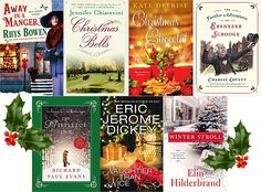 Well, it's December, and you know what that means: Time to start panicking about Christmas shopping . . . OR you could just hit up your favorite bookstore, buy a few of our best books of the year for your family and friends, and then put your feet up and read a seasonally appropriate novel. For those who take the latter option, we offer the cream of this year's crop.
