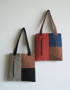 50 Trendy Ideas For Patchwork Bags Leather Inspiration Sacs Tote Bags, Tote Purse, Clutch Bags, Women's Bags, Diy Bags, Crossbody Bags, Patchwork Bags, Quilted Bag, Patchwork Quilting