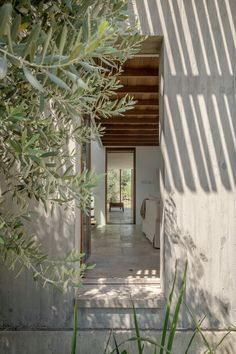 "thehardt:""T House by Onur Teke Architects located in Mordoğan, Turkey. A sqft / 200 sqm house for a retired couple who yielded to ""the pull of the land"" and settled in this Aegean village to start an olive grove. Decoration Design, Deco Design, Exterior Design, Interior And Exterior, Hotel Am Meer, Future House, My House, Outdoor Spaces, Outdoor Living"