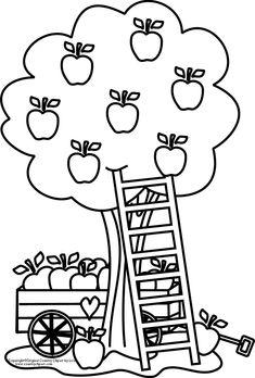 Apple Tree Coloring Page . Apple Tree Coloring Page . Apple Coloring Pages Fall Leaves Coloring Pages, Apple Coloring Pages, Turkey Coloring Pages, Santa Coloring Pages, Preschool Coloring Pages, Coloring Pages To Print, Printable Coloring Pages, Coloring Pages For Kids, Coloring Books