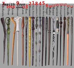 28 styles harry potter magical wand dumbledore hogwarts wand cosplay wands hermione voldemort magic wand in gift box which provided by jimjames can be large discount. Harry Potter Diy, Harry Potter Magie, Cadeau Harry Potter, Harry Potter Bricolage, Anniversaire Harry Potter, Harry Potter Cosplay, Theme Harry Potter, Harry Potter Drawings, Harry Potter Christmas