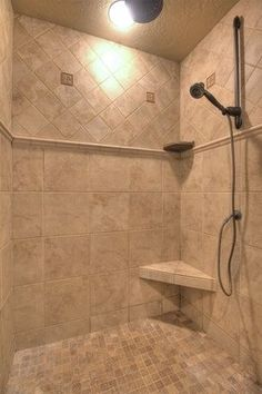 Images Of Transitional Bathroom with Rain shower High ceiling Handheld showerhead Torreon