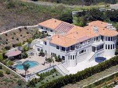 Jude Law's Malibu Mansion