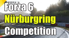 Forza 6 Nurburgring Competition Win £100 Xbox Points