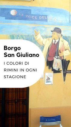 Borgo San Giuliano, i colori di Rimini in ogni stagione - dovevado.net