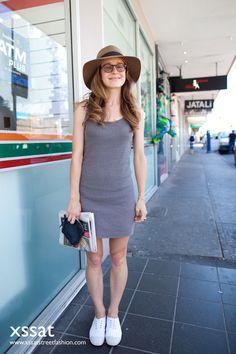 Sydney Bondi womens summer street fashion and style
