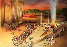 17. this asks God to restore the Temple services and sacrificial services.