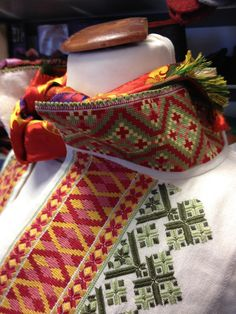 Folklore, Norway, Weaving, Culture, Embroidery, Drawn Thread, Loom Weaving, Cut Work, Stitches