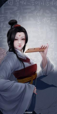 恋姬采集到红颜战歌(1578图)_花瓣插画/漫画