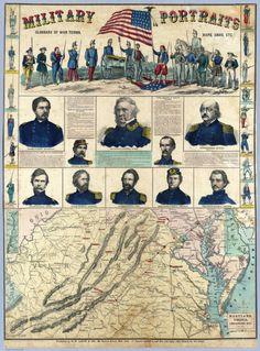 Military Portraits (1861)