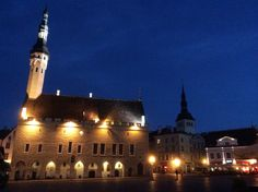 """See 596 photos and 12 tips from 1997 visitors to Tallinna Raekoda. """"Doesn't get any more Medieval than this! Go visit the tower when it's warm outside! Beautiful Streets, Town Hall, Old Town, Tower, Architecture, Finland, Old City, Rook, Computer Case"""