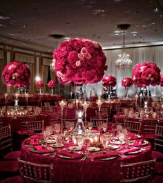 Outdoor Ceremony Purple And White Ballroom Reception Blush Flowers Ballrooms Rose Centerpieces