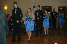 Heuer-Mitchell Wedding