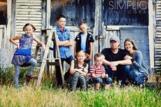 cute family poses and clothing by marla