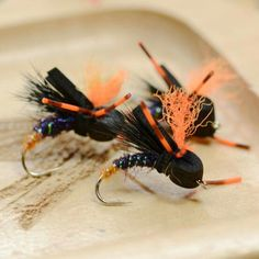 I suppose a decent fast water midge pattern.  Looks cool anyways...