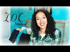 L.O.C Method for Curls   Winterize Your Hair - YouTube