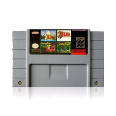 Zelda/Secret of Mana Super 4 in 1 SNES Super Nintendo game, includes game cartridge only. Cleaned, tested and guaranteed to be gaming ready when it arrives! Super Nintendo Console, Super Nintendo Games, Fallout, Secret Of Mana, Nintendo Systems, Super 4, Zelda, 4 In 1, Single Player