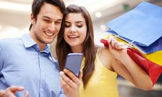 Esta navidad el móvil será clave para buscar ofertas dentro de las tiendas