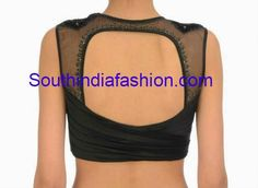 latest net blouse designs