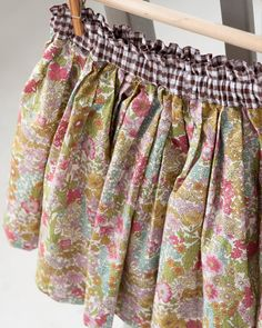 Girl skirt Papillon (by Bonton)