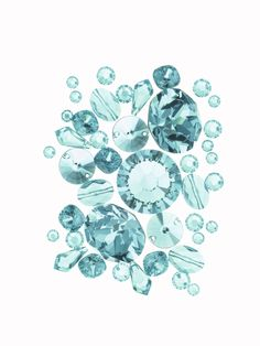 Introduction of the Light Turquoise color    #DTCNEWBLING    http://www.dreamtimecreations.com/category/1571/new-swarovski-elements/swarovski-elements-fallwinter-20132014/