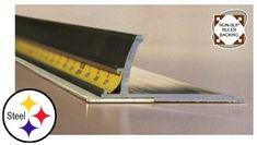 """Pro Steel Safety Ruler - 76"""""""