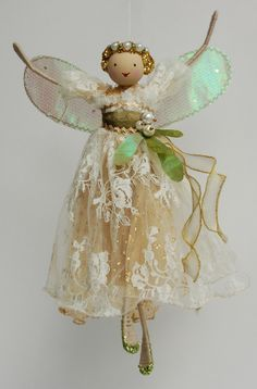 mistletoe fairy / angel