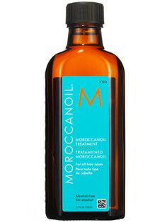 Moroccanoil - Love this stuff as a leave-in during the summer in the sun and for treatment at night after showering.