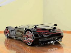 Heavily Modified Car from Audi !! A Trip On This Is An Adventure !!