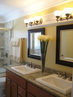 Small Master Bathroom Remodel Before And After Piotton