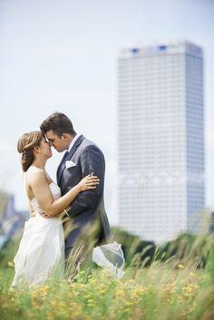 Craig John Photography – US Bank Building. See more of 2015's Epic Milwaukee Wedding Photos here: http://www.marriedinmilwaukee.com/epic-photos-2015