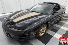 Used 2001 Pontiac Firebird Trans Am in Conover NC 28613 - 475162064