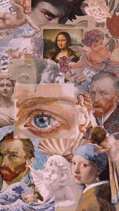 aesthetic art wallpaper