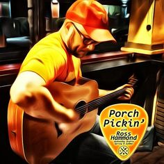 What a wonderfully awesome Wednesday afternoon. The clouds are setting up for a great sunset & Porch Pickin  a huge game 6 for the San Jose Sharks who can make franchise history with a win tonight.  Come on over the beer is cold! #Sacramento #SacCulture #music #nhlplayoffs #kuprossacto