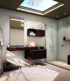 Tout pour sublimer vos envies déco ! Envie de salle de bain vous présente 7 styles majeurs, retenus par nos experts. 7 envies de déco que vous pourrez adopter ou adapter en fonction de votre espace et de votre mode de vie. Alors, plutôt une salle de bain au look Industriel, Exotique, Vintage, Modern design, Campagne chic, Classique Chic ou Scandinave ? Double Vanity, Bathroom Lighting, Styles, Mirror, Furniture, Design, Home Decor, Vintage, Classic Chic