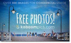 Más de 500 fotografías #HD gratuitas para trabajos personales o proyectos comerciales. No necesita registro. #free