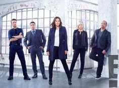 Law and Order: SVU Season 17 Cast Photo Is Super Fierce—Check Out Mariska Hargitay's Main Squad!  LAW & ORDER: SPECIAL VICTIMS UNIT