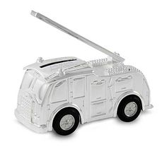 Fire Engine Money Box from CelebrationsPlus.com £24.95 with free delivery