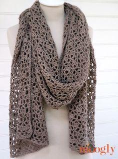 Alpaca Your Wrap - free #crochet pattern on Moogly!
