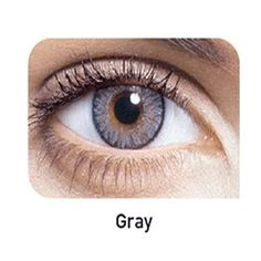 Sterling Grey Freshlook Color Contact Lenses