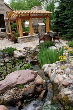 patio pergola designs 21